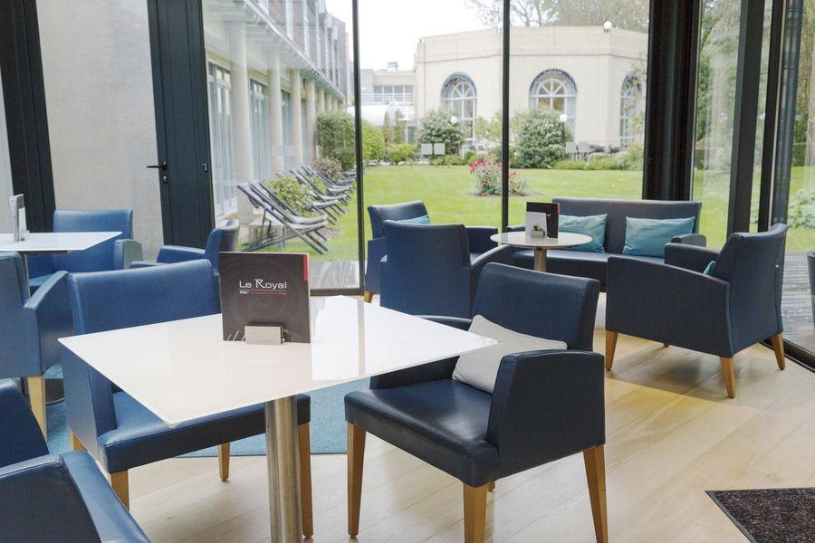 Holiday Inn Touquet Paris-Plage Café