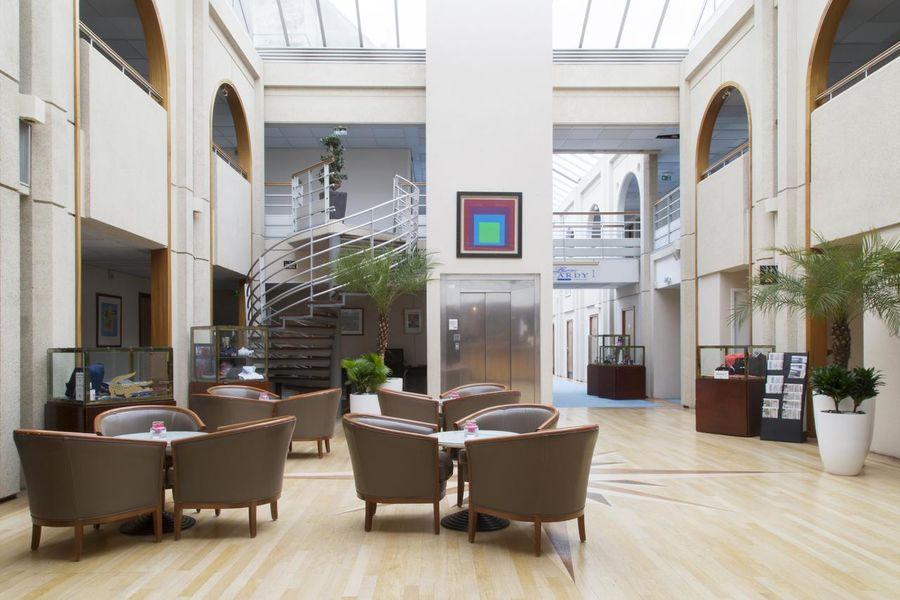 Holiday Inn Touquet Paris-Plage Lobby