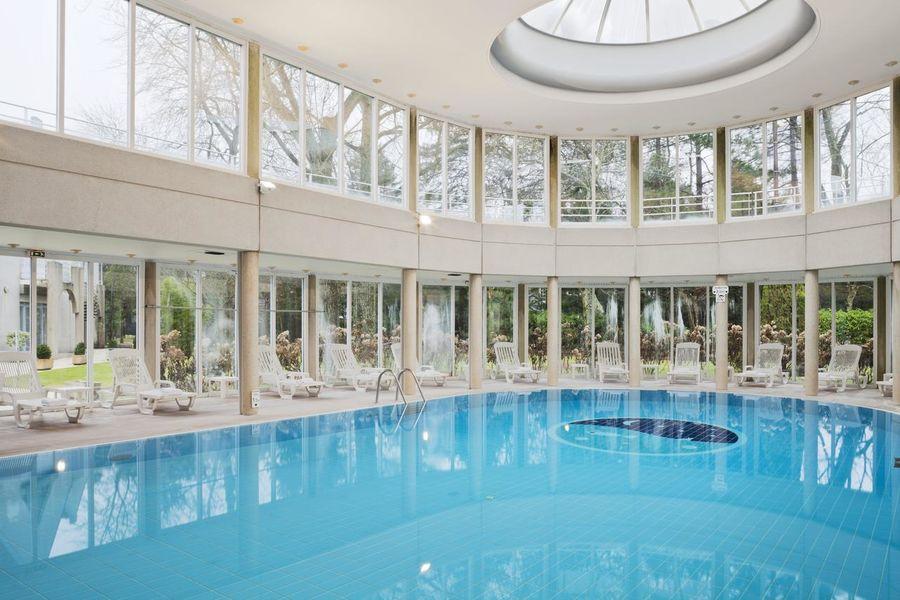 Holiday Inn Touquet Paris-Plage Piscine