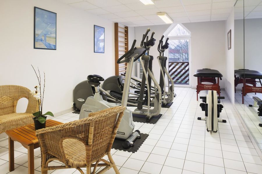 Holiday Inn Touquet Paris-Plage Fitness