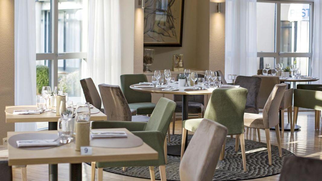 Holiday Inn Touquet Paris-Plage Restaurant