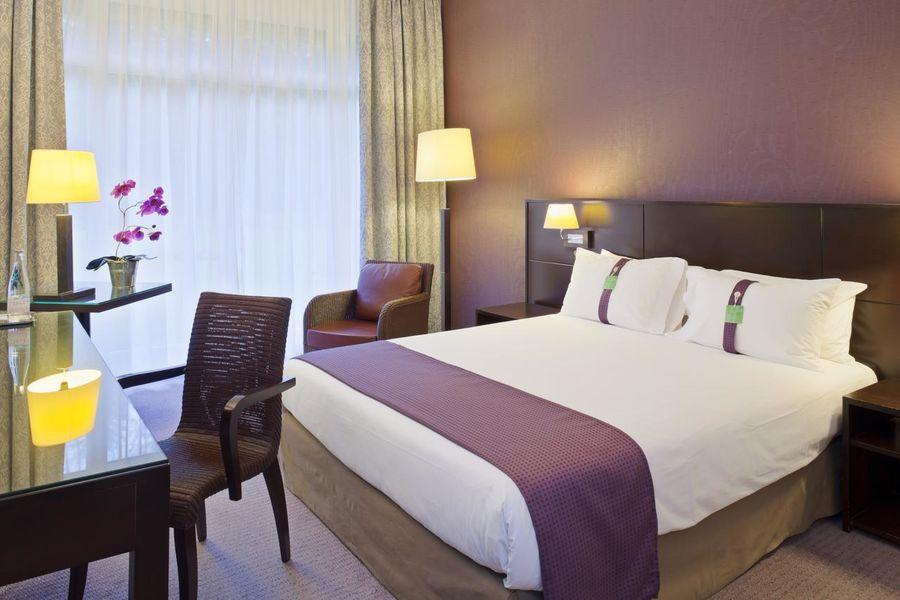 Holiday Inn Touquet Paris-Plage Chambre double