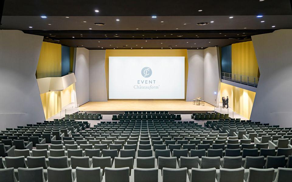 Palais des Congres Paris Saclay 13