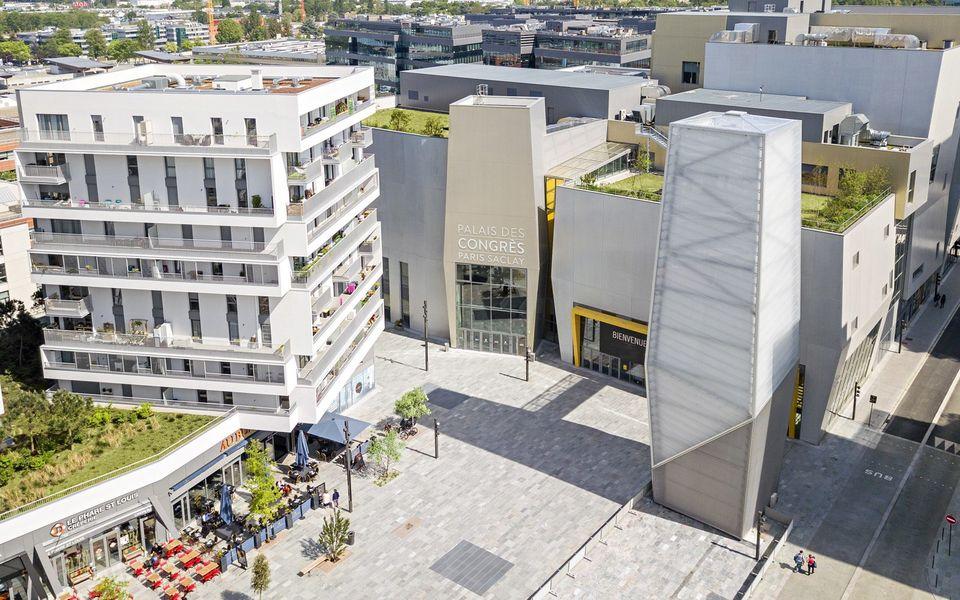 Palais des Congres Paris Saclay Palais des Congres Paris Saclay