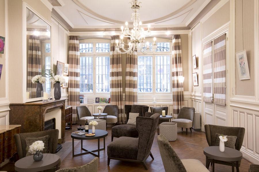 Best Western Grand Hôtel Français *** Salon Arguin A