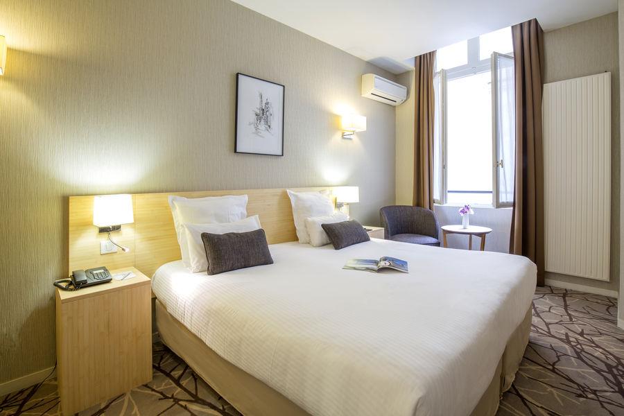 Best Western Grand Hôtel Français *** Chambre Confort