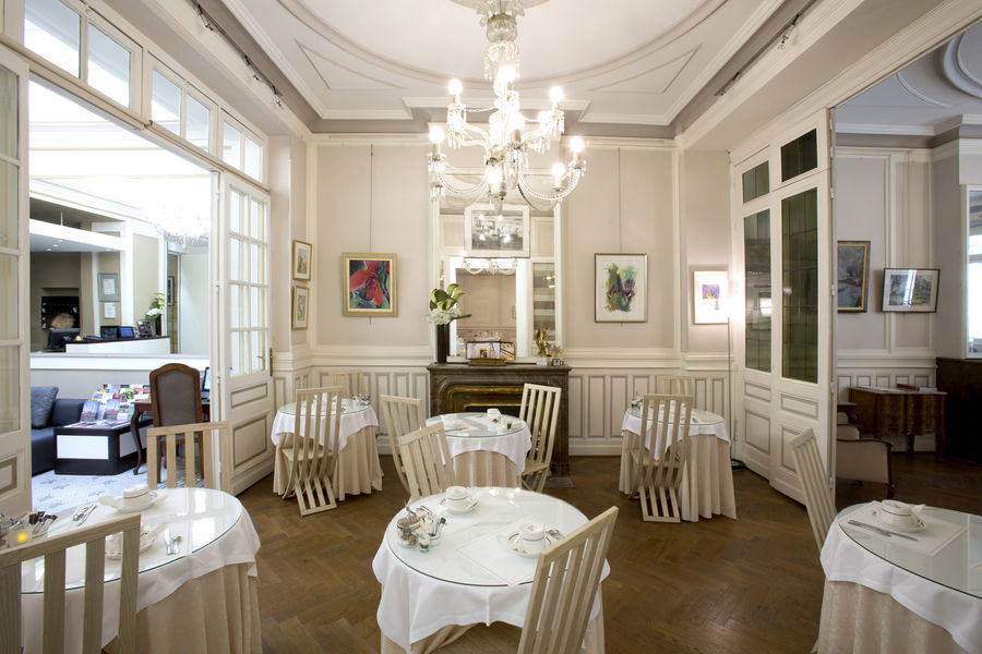Best Western Grand Hôtel Français *** Petit-déjeuner