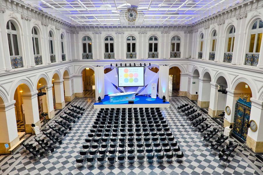 Bordeaux Palais de la Bourse Conférence