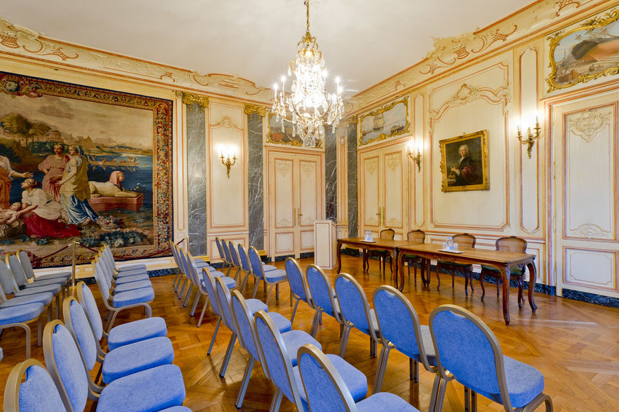 Bordeaux Palais de la Bourse Salle des Commissions