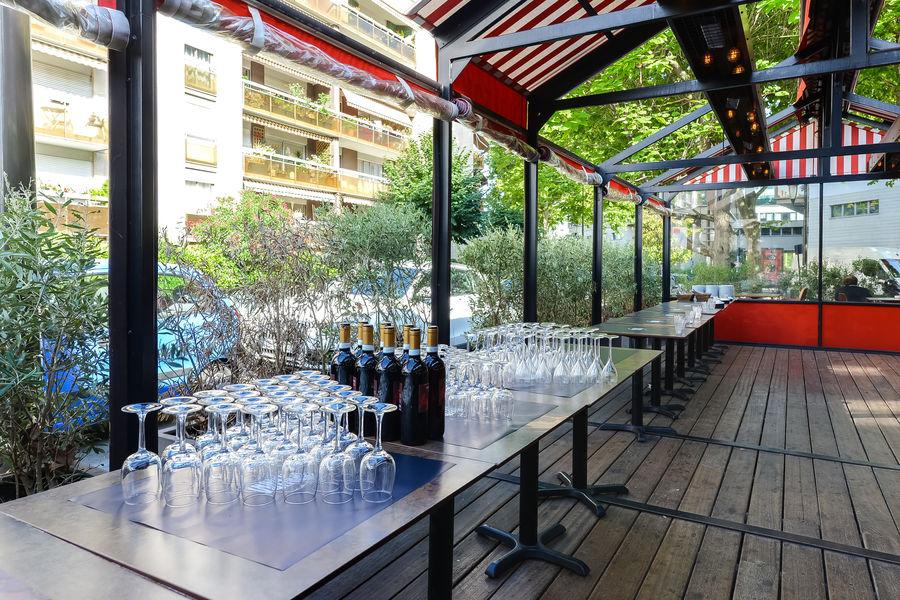 Volfoni Terrasse en format cocktail