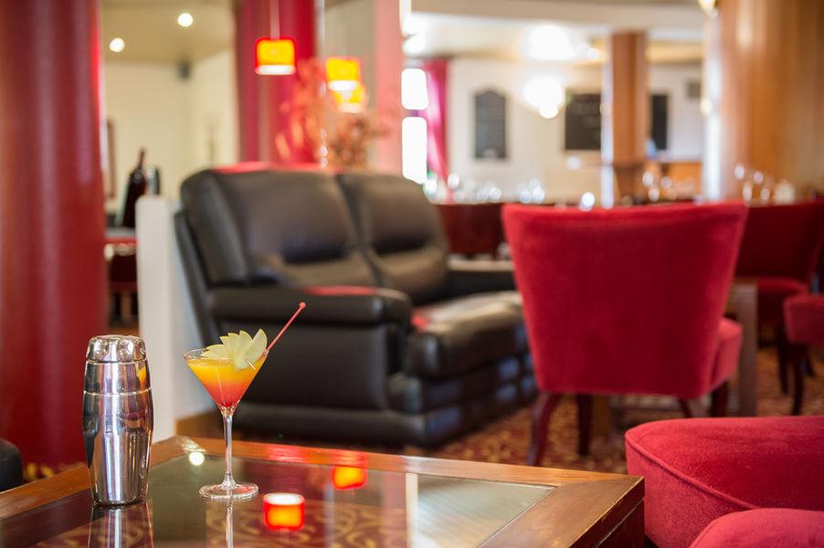 Brit Hotel Angers Parc Expo – L'Acropole *** Espace commun
