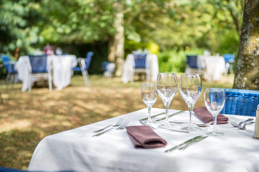 Brit Hotel Angers Parc Expo – L'Acropole *** Jardin