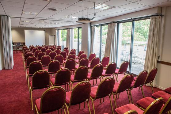 Salle de séminaire en théâtre