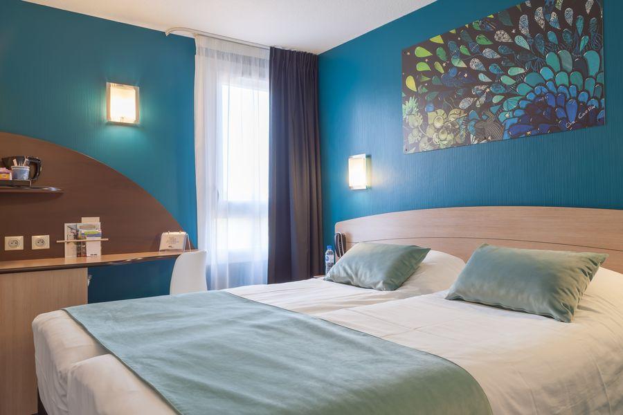 Hôtel KYRIAD*** Niort Chambre