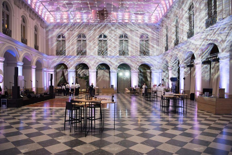 Bordeaux Palais de la Bourse Hall de la Bourse
