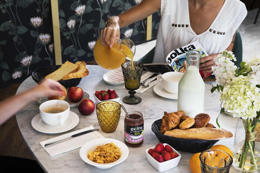 Best Western Plus Les Rives du Ter **** Petit-déjeuner