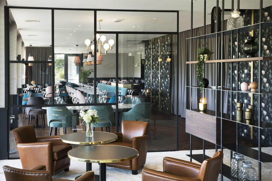 Best Western Plus Les Rives du Ter **** Bar Restaurant