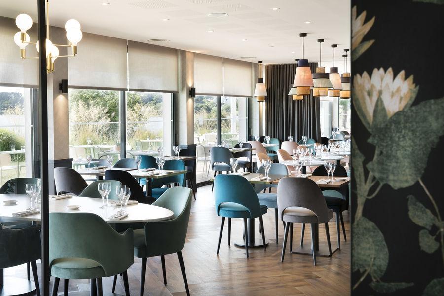 Best Western Plus Les Rives du Ter **** Restaurant