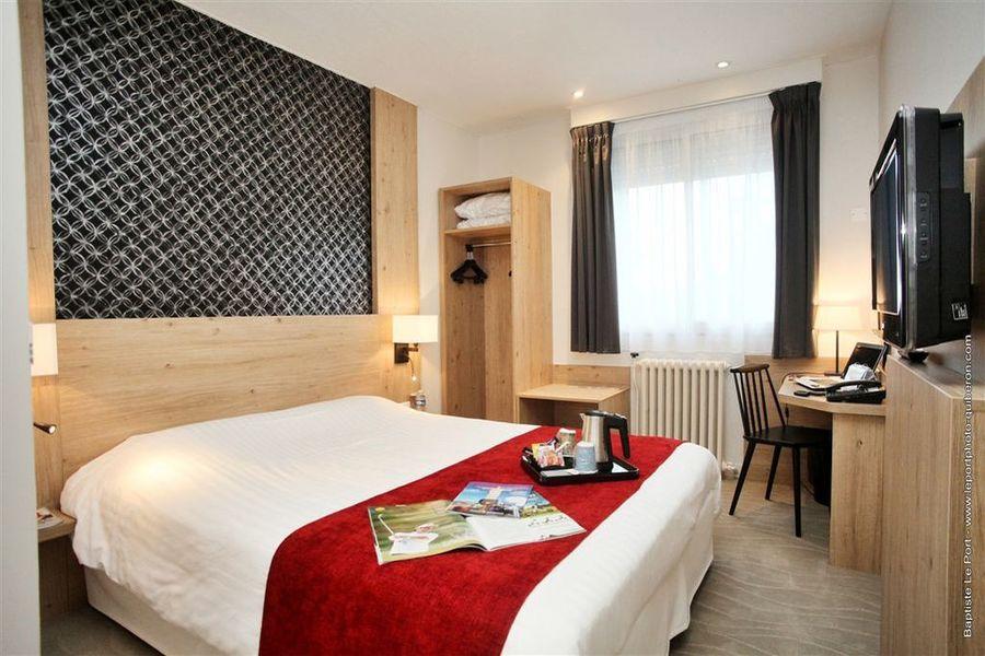 Hôtel Kyriad Vannes Centre-Ville ***  Chambre