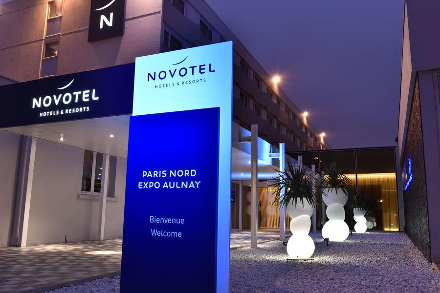 Novotel Paris Nord Expo Aulnay **** Novotel Paris Nord Expo Aulnay