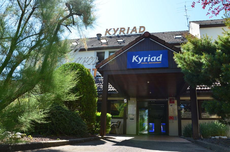 Kyriad Dijon Est Mirande *** Le Kyriad Dijon Est Mirande