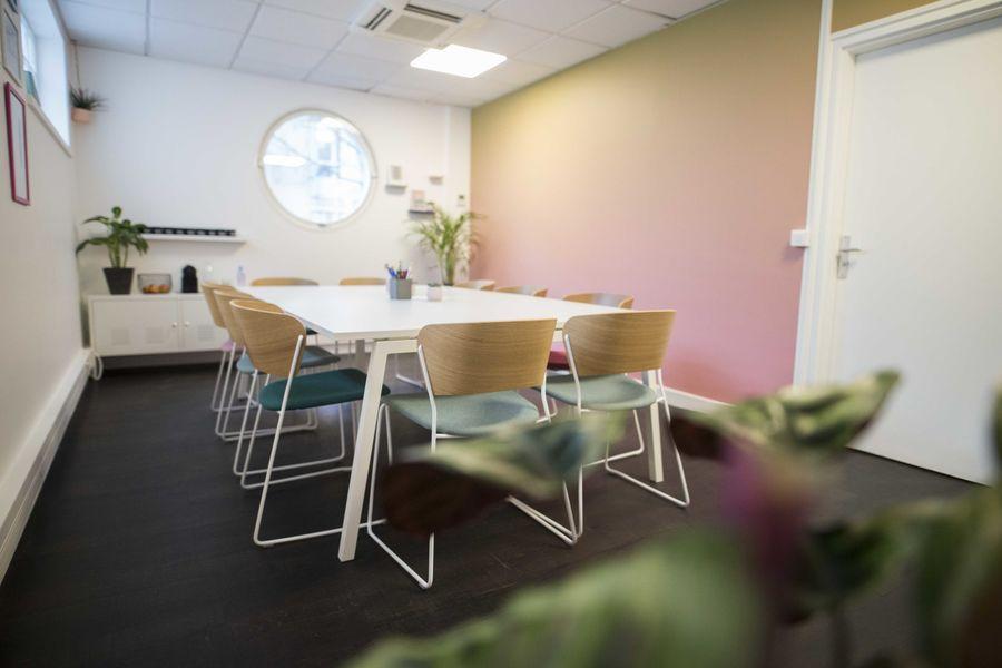 Work & Share Meeting room