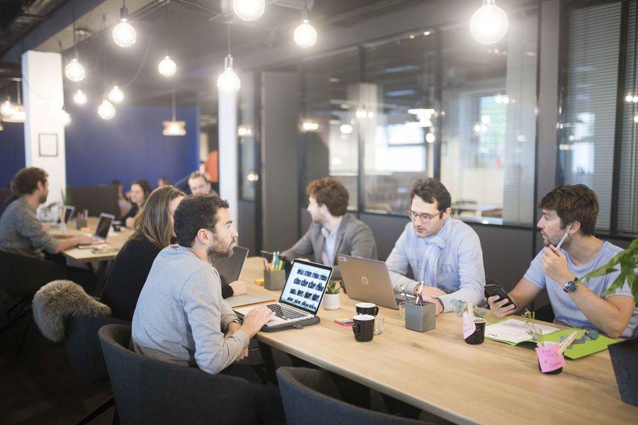Work & Share Espace partagé