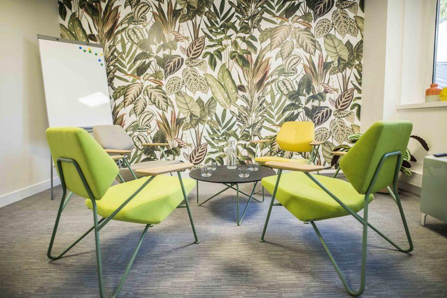Work & Share Creative room