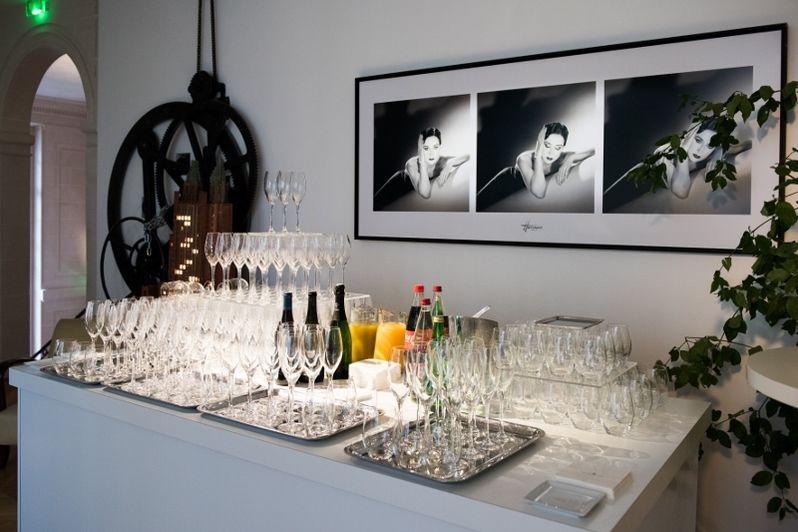 Studio Harcourt Buffet espace d'exposition