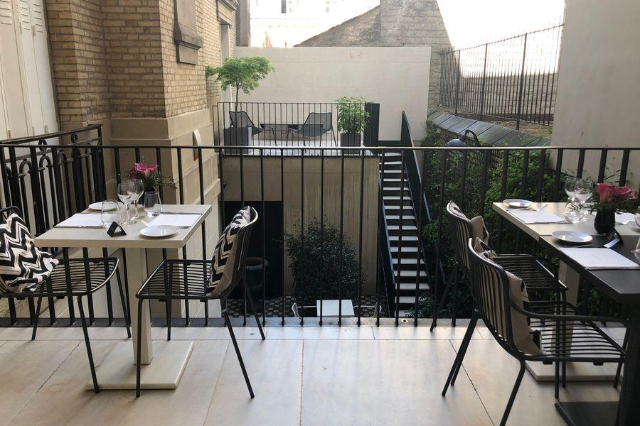 Studio Harcourt Espace extérieur