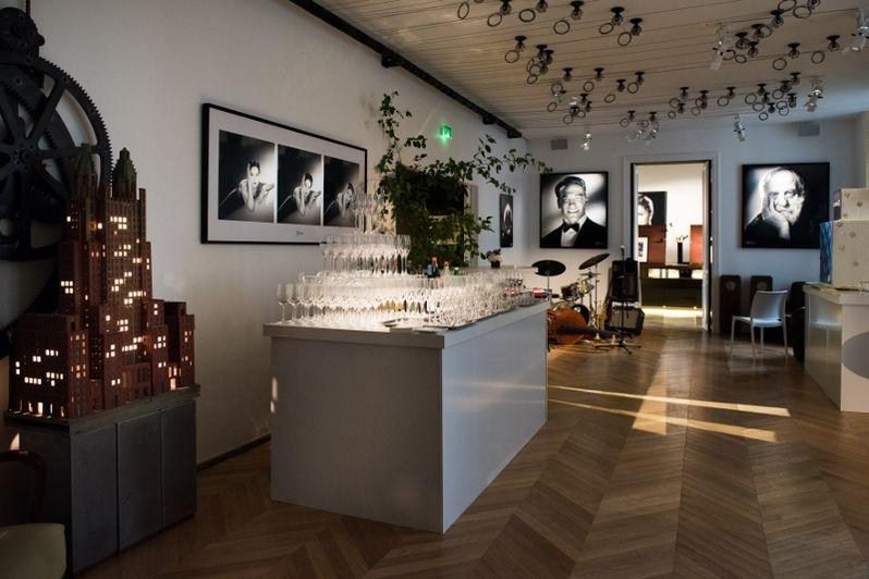 Studio Harcourt Buffet espace d'exposition 2