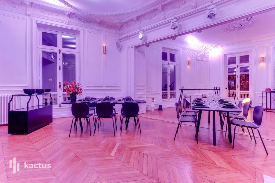 Pavillons Étoile & Presbourg 25