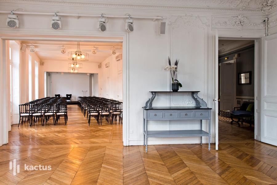 Pavillons Étoile & Presbourg 44
