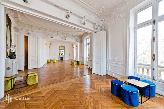 Pavillons Étoile & Presbourg