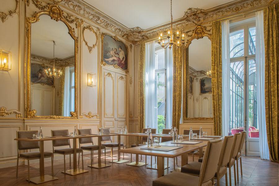 Hôtel Alfred Sommier Salon Doré