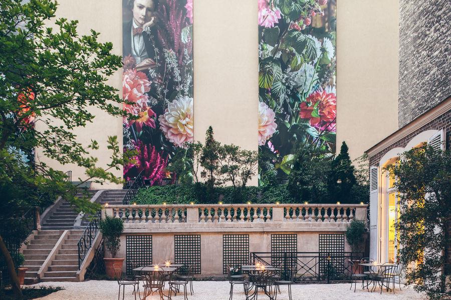 Hôtel Alfred Sommier Jardin privé