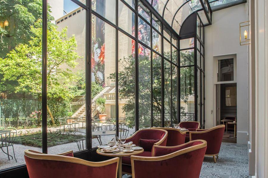 Hôtel Alfred Sommier ***** Verrière