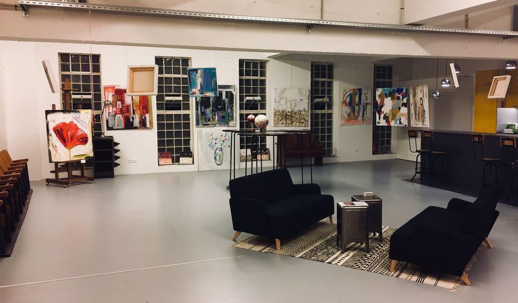 Studio Faidherbe Paris 11ème 16
