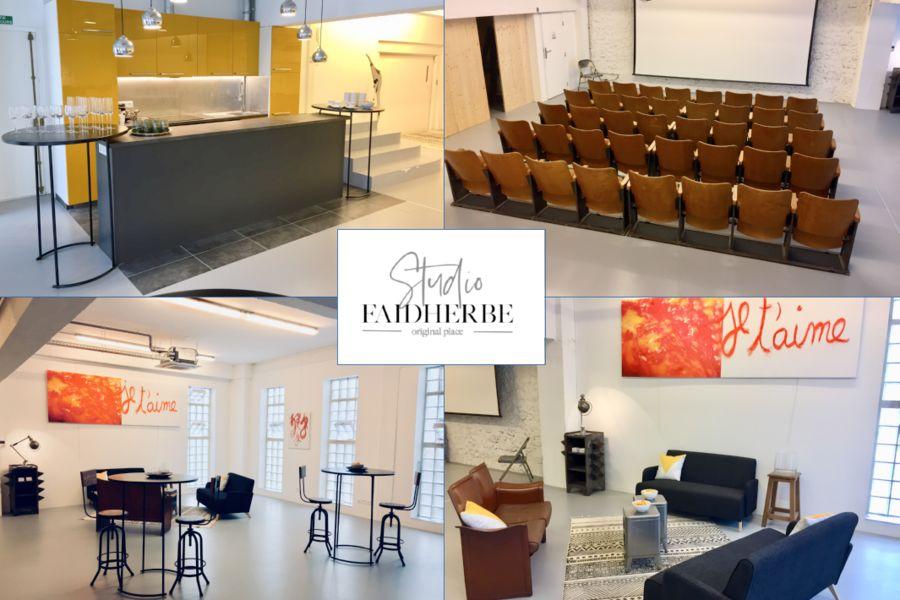 Studio Faidherbe Paris 11ème Studio Faidherbe -Original Place