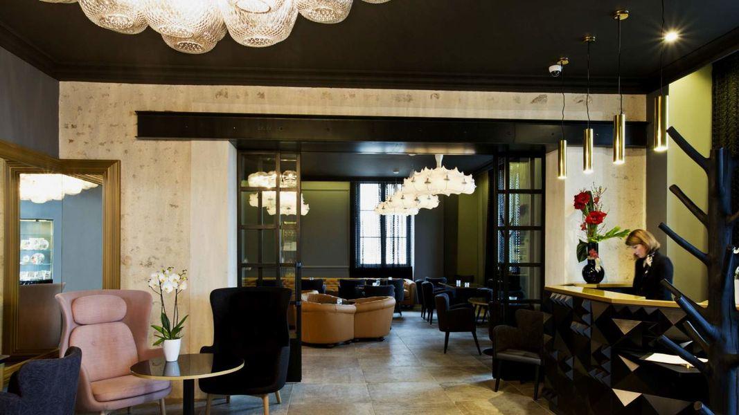 Empreinte Hotel, Boutique & Spa Accueil