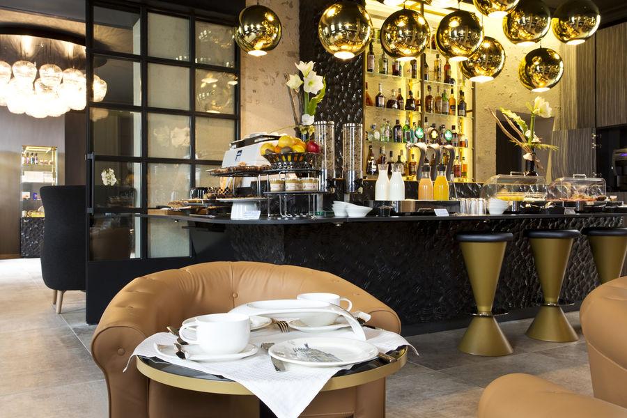 Empreinte Hotel, Boutique & Spa Empreinte Bar