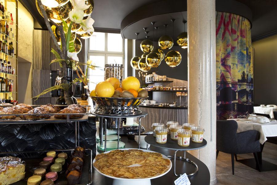 Empreinte Hotel, Boutique & Spa Petit dejeuner