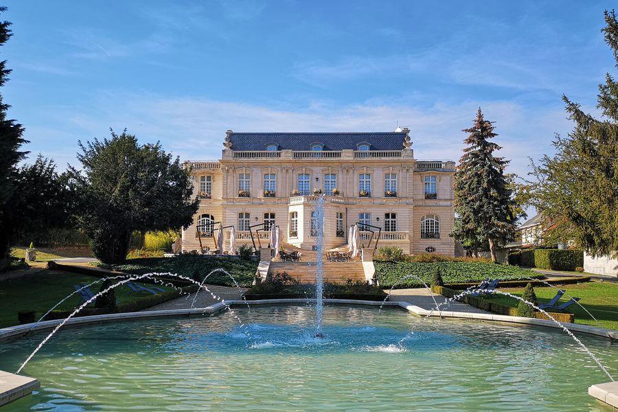 Château de Rilly  Château de Rilly