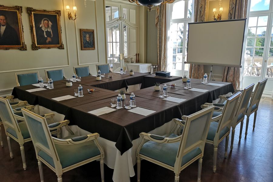 Château de Rilly  Salle de réunion