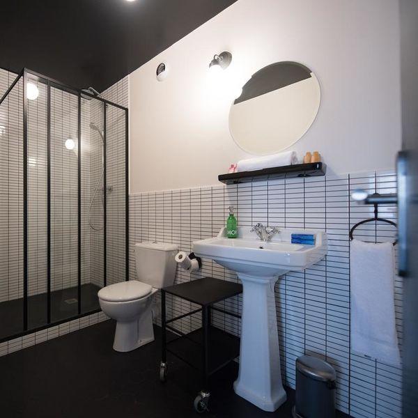 ho36 Lyon Guillotière Salle de bain