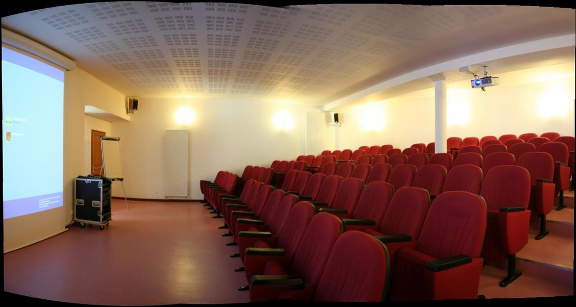M12Events Le Moulin XII l'amphithéâtre