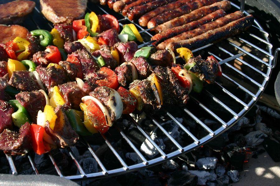 La Méridienne Un barbecue peut également être proposé sur devis