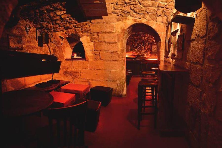 Le Lizard Lounge The Underground ( salle pour environ 25 personnes)