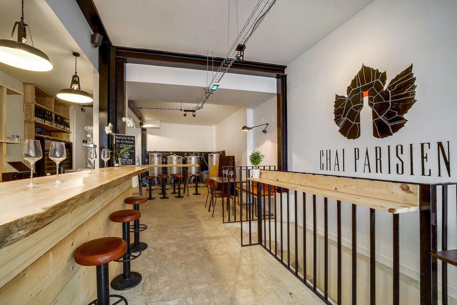 Chai Parisien Chai - Surface étage