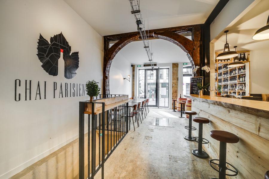 Chai Parisien Chai - Etage